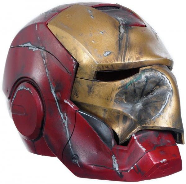 [SYNCH.T] KH 2-1 SFGA (Ganadores: KING HEROES) Iron-Man-Auction-02-Mark-3-damaged-helmet