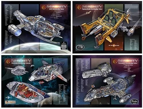 Firefly / Serenity fan and