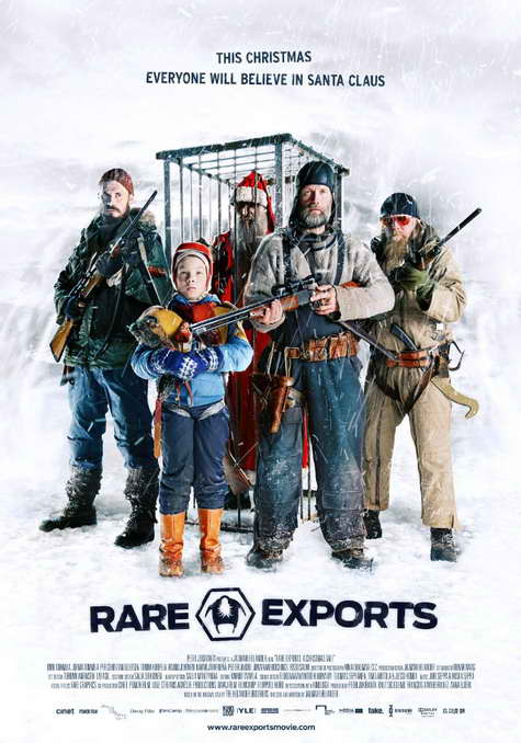 Rare Exports 2010 DVDRip XviD AC3 [VO] [FS]
