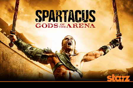 Spartacus Gods Of The Arena 1. B�l�m