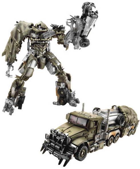 transformers dark of the moon sentinel prime pics. #39;Transformers 3#39; Megatron