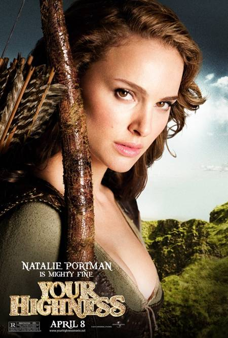 natalie portman your highness pictures. #39;Your Highness#39; Natalie