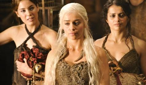 game of thrones hbo daenerys. #39;Game of Thrones#39; on HBO