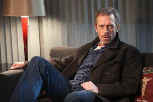 Hugh Laurie in House M.D. image from April 23rd ep