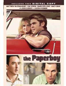 The Paperboy on dvd