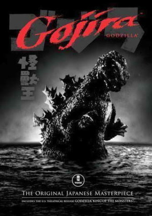 Godzilla or Gojira, King of the Monsters