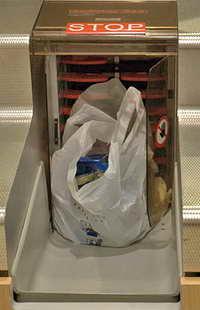 Plastic Bag bans