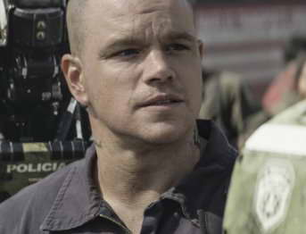 Matt Damon in 'Elysium'